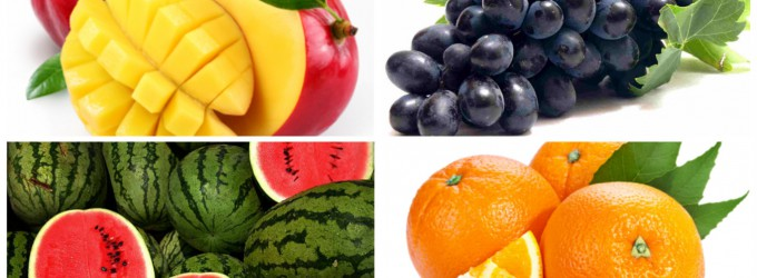 4 Best Fruits to Beat the Summer