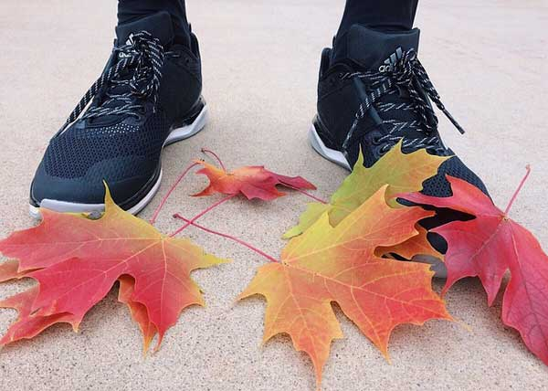 Getting Your Fall Exercise on in Nature